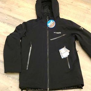 NWT Columbia Titanium Carvin Jacket